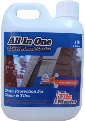 All in One – Water Based Sealer
