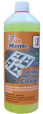 TileMaster Cleaner No.1 - pH Neutral cleaner