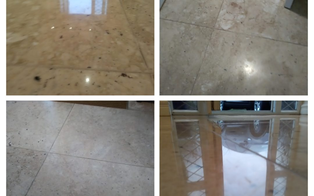 Clean and Polish Marble in Rochdale