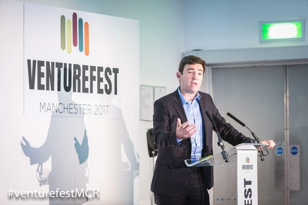 TileMaster at Venturefest Manchester: Innovation Showcase Competition Finalists