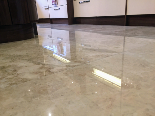 Tile Master Cardiff Restore Marble Floor to Wonderful Finish