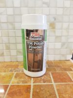 tile master polish powder for marble and stone