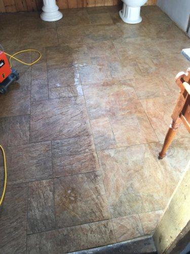 i mop clean restoring tiles